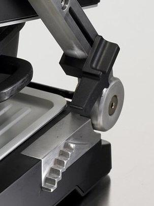 BEEM Germany Pro Multi-Grill Höheneinstellung